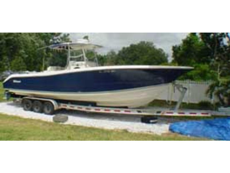 2005 Triton 351 located in Florida for sale