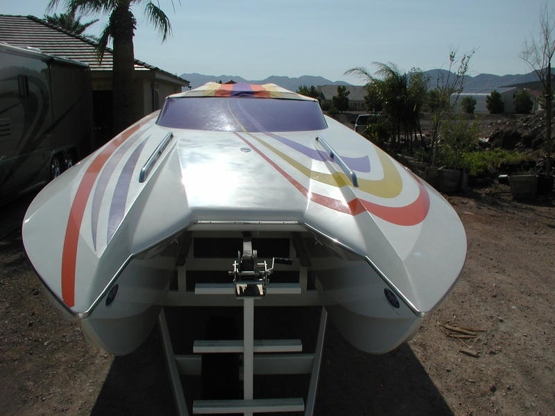 2001 Douglas Marine Skater located in Nevada for sale