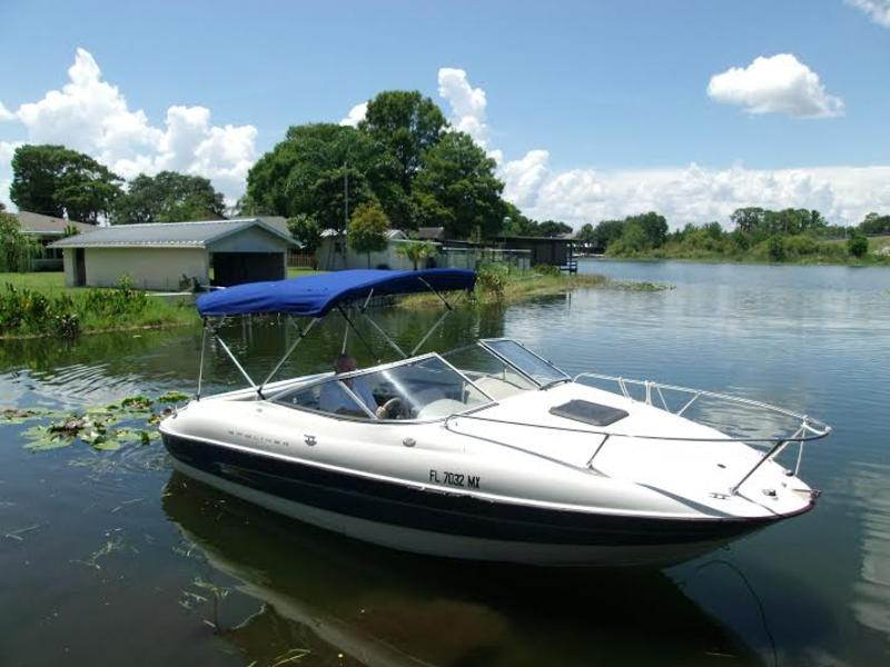 2005 Bayliner 212 Powerboat For Sale In Florida