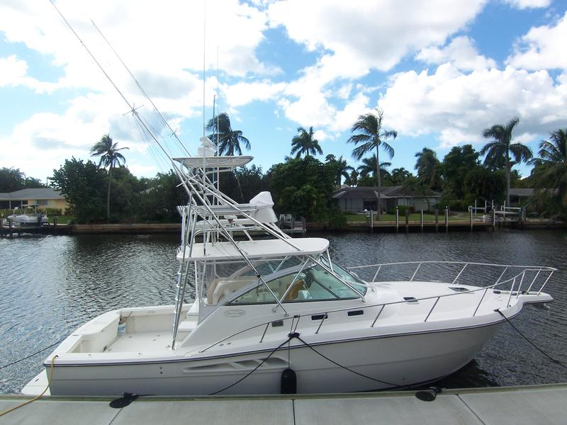 2006 Rampage 38 Express located in Florida for sale