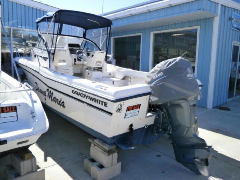 2004 Grady White 226 Seafarer powerboat for sale in New Jersey