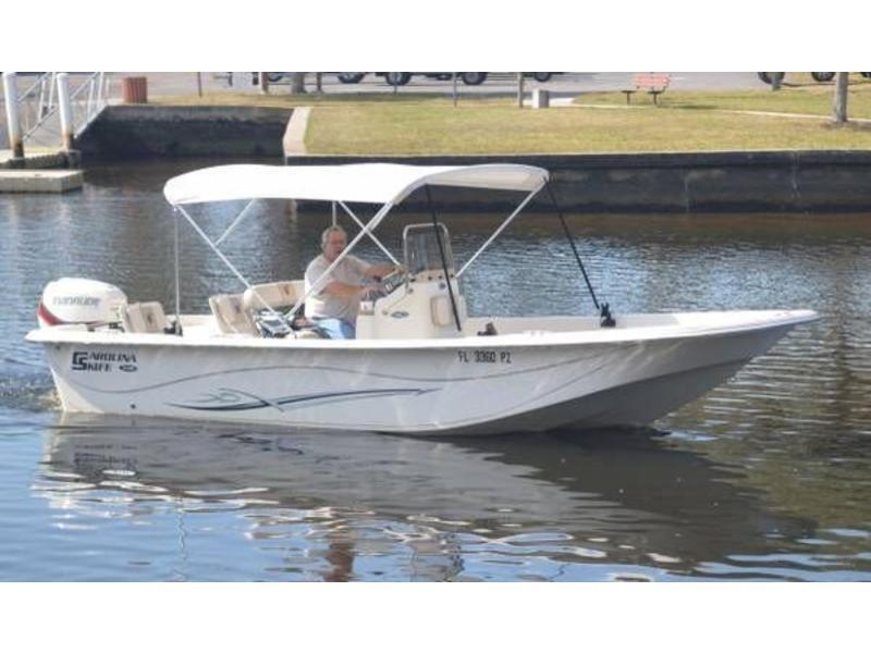 Carolina skiff powerboats for sale by owner 2015 port richey florida 21 carolina skiff 218 dlv publicscrutiny Images