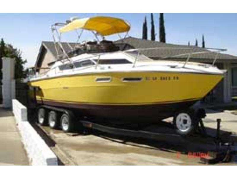 1975 Sea Ray 240 Sundancer located in California for sale