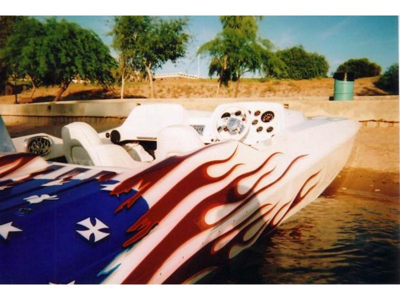 1990 WPM WARRIOR located in Arizona for sale