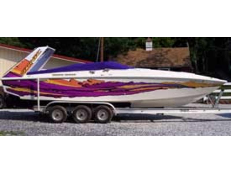 1989 Sonic 27ss located in Pennsylvania for sale