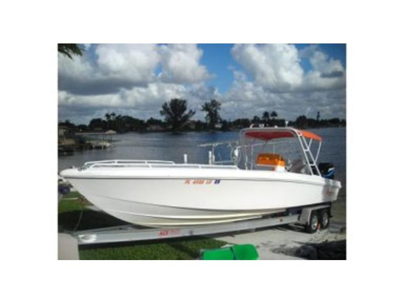 2002 RENEGADE POWER BOAT RENEGADE located in Florida for sale