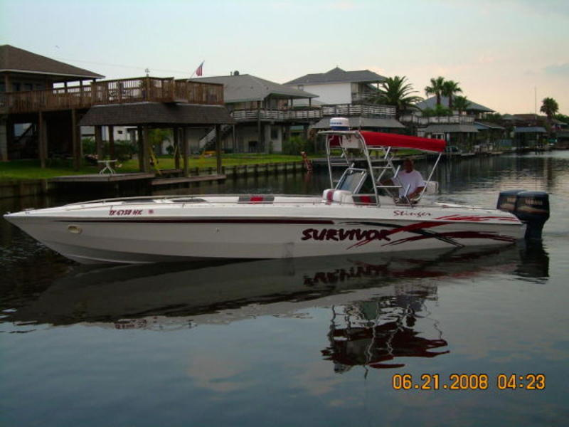 1988 Chris Craft 313 Stinger located in Texas for sale