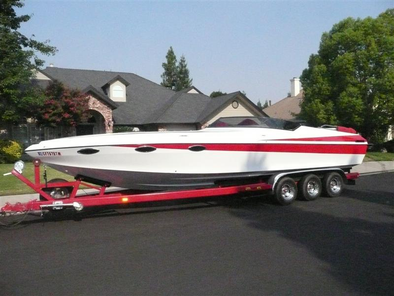 1989 Sleekcraft Enforcer located in California for sale