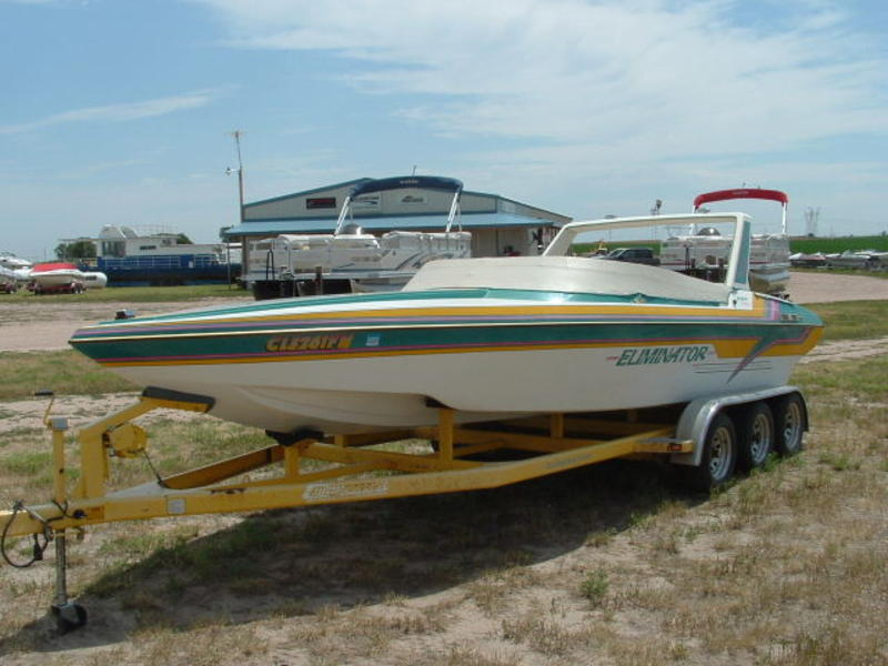 1994 Eliminator 234 Edge located in Nebraska for sale