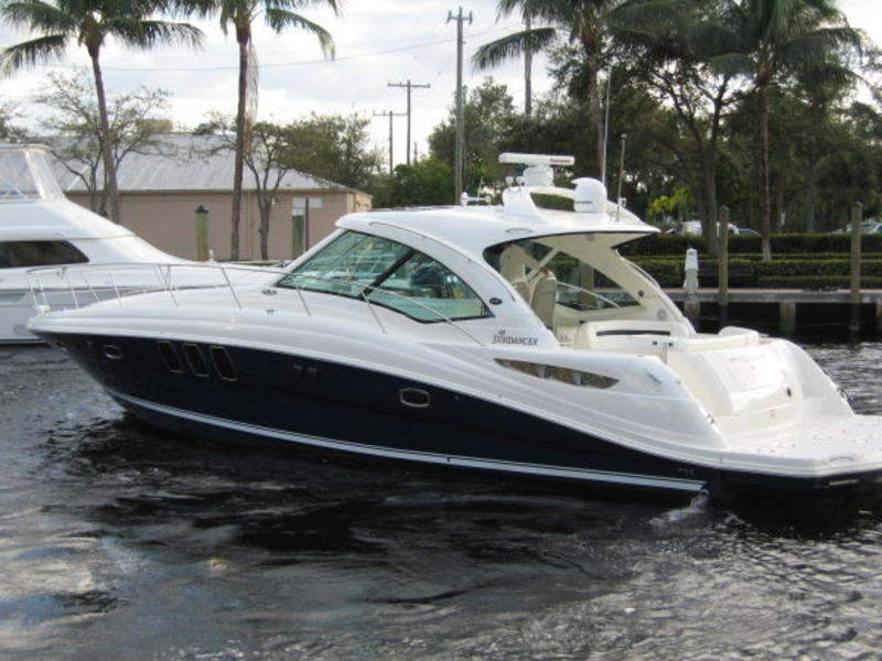 2008 SEA RAY 480 SUNDANCER located in Florida for sale