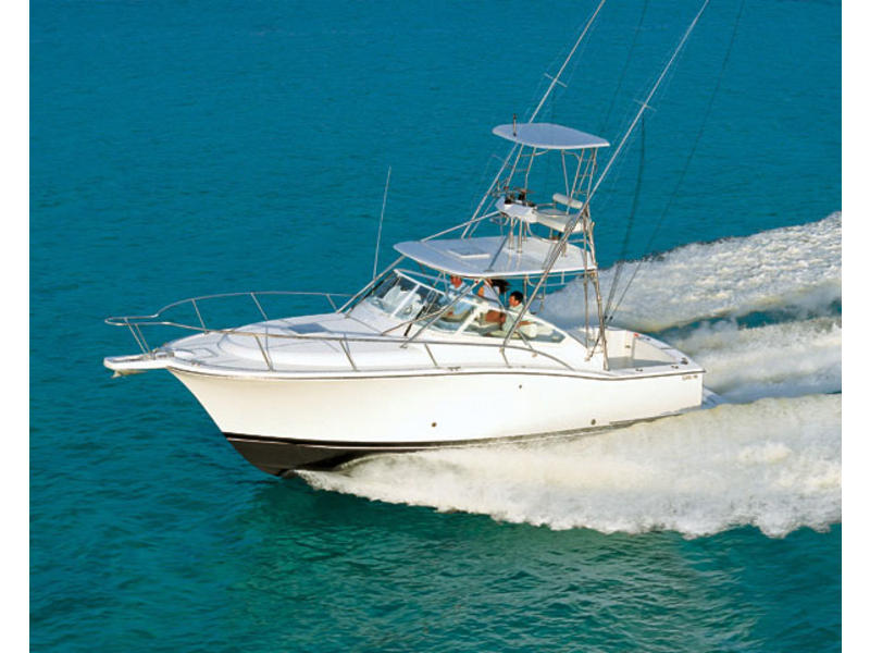 2007 Luhrs Open located in Florida for sale