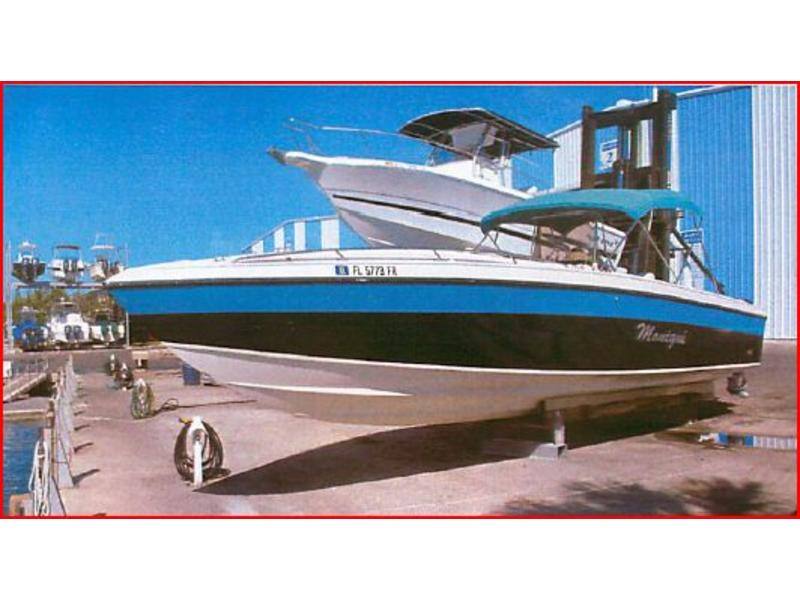 1987 Wellcraft Scarab Super Sport located in Florida for sale