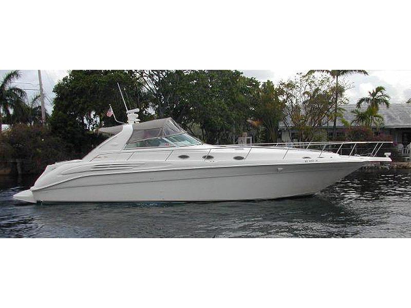 Baja Fresh Hours >> 1998 Sea Ray 45 Sundancer powerboat for sale in Florida