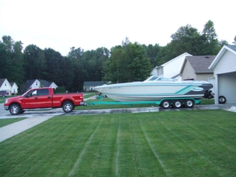 1990 PowerQuest 290 Thunder Special Edition located in Michigan for sale