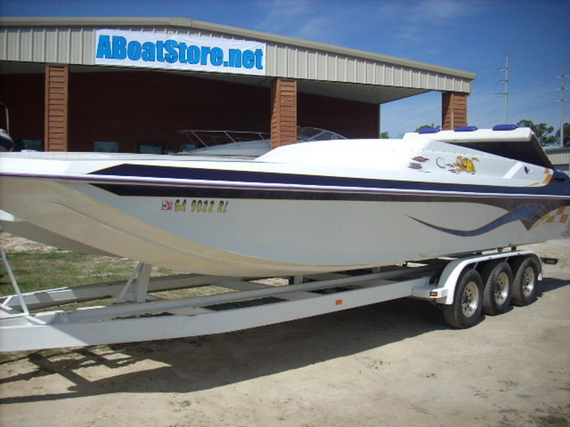 2001 Warlock 28 SXT Catamaran located in Georgia for sale