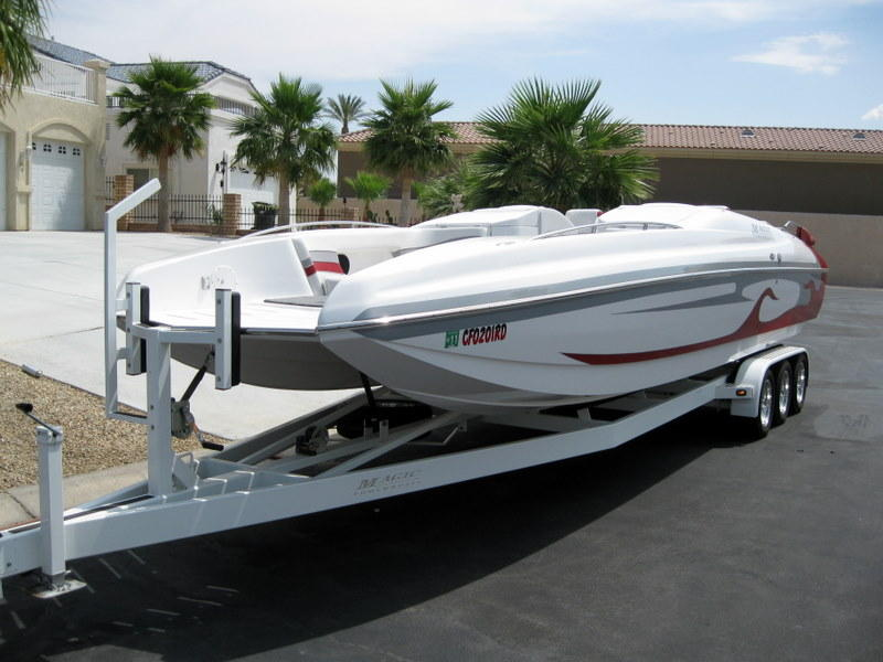 2007 Magic 28' Deckboat located in Arizona for sale