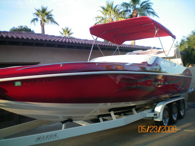 2005 Sleekcraft Haritage located in Arizona for sale
