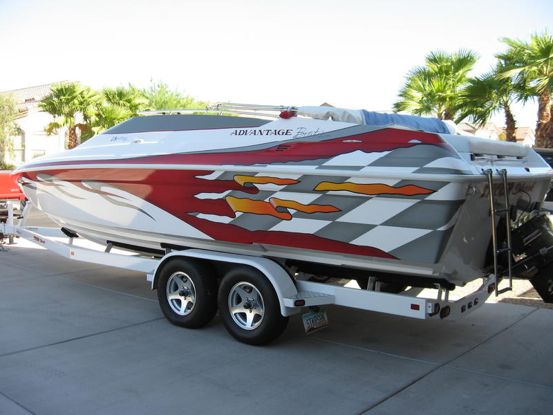 2003 Advantage 28 Victory located in Arizona for sale