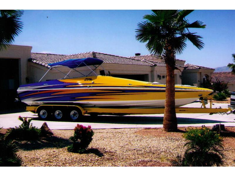 2008 Advantage Victory 32 located in Arizona for sale