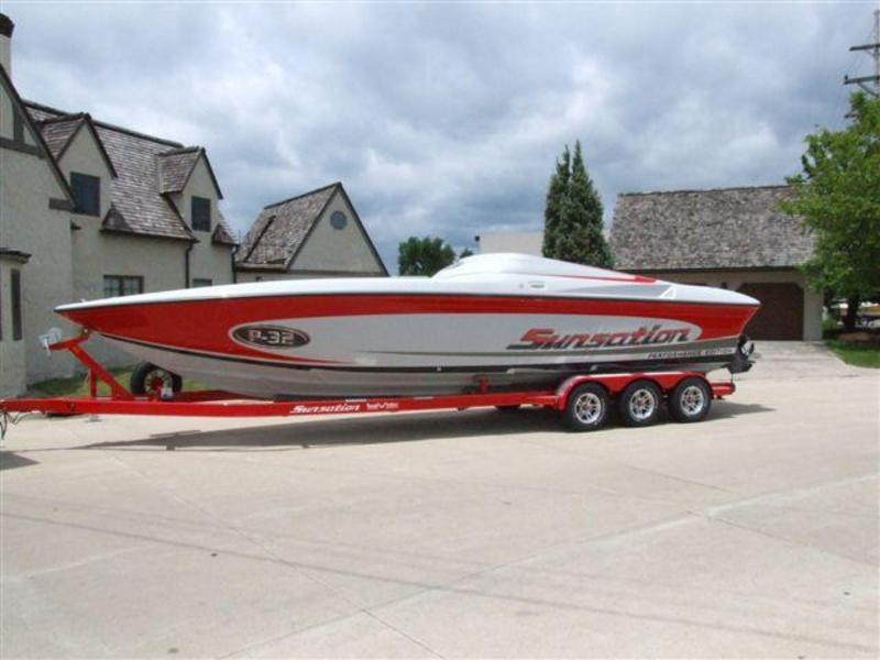 2009 Sunsation 32 S located in New York for sale
