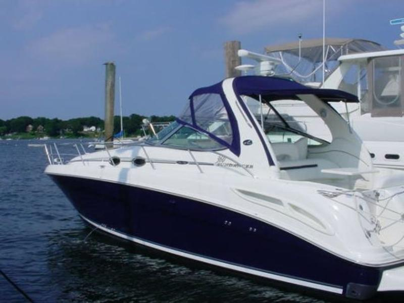 2004 Sea Ray 360 Sundancer located in Florida for sale