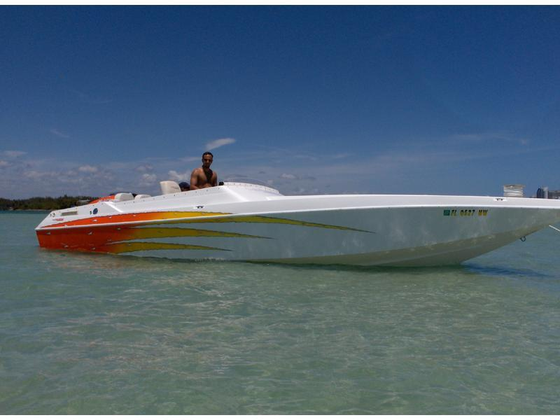 1997 warlock world class located in Florida for sale