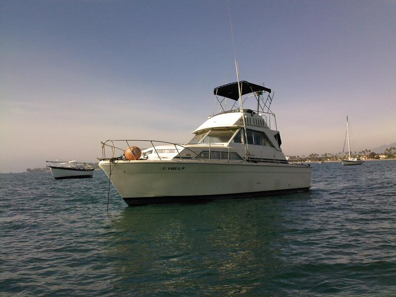 1979 Chris Craft 33 located in California for sale