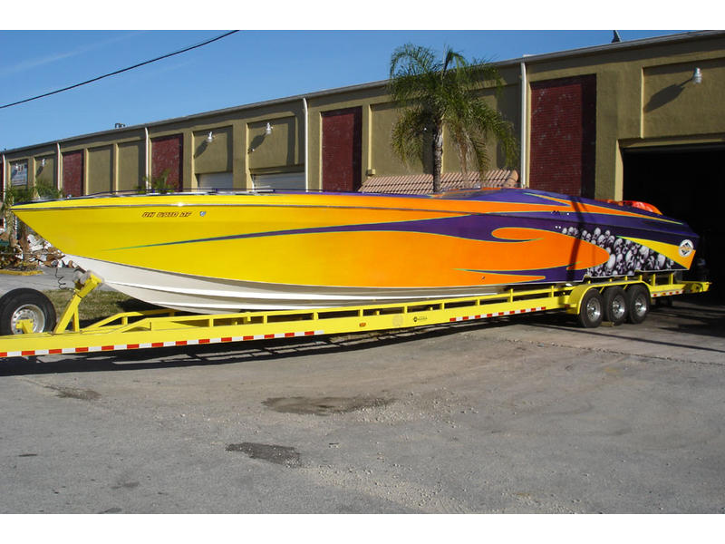 1999 outter limits stiletto located in Florida for sale