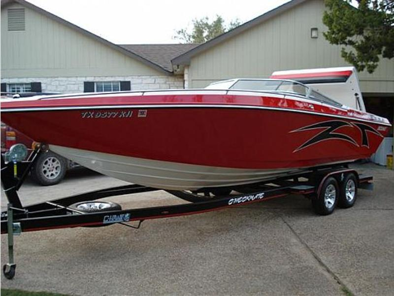 2005 Checkmate 260 ZT located in Texas for sale