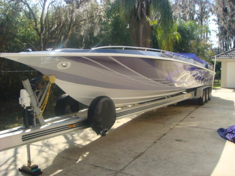 1988 Fountain Lightning located in Florida for sale