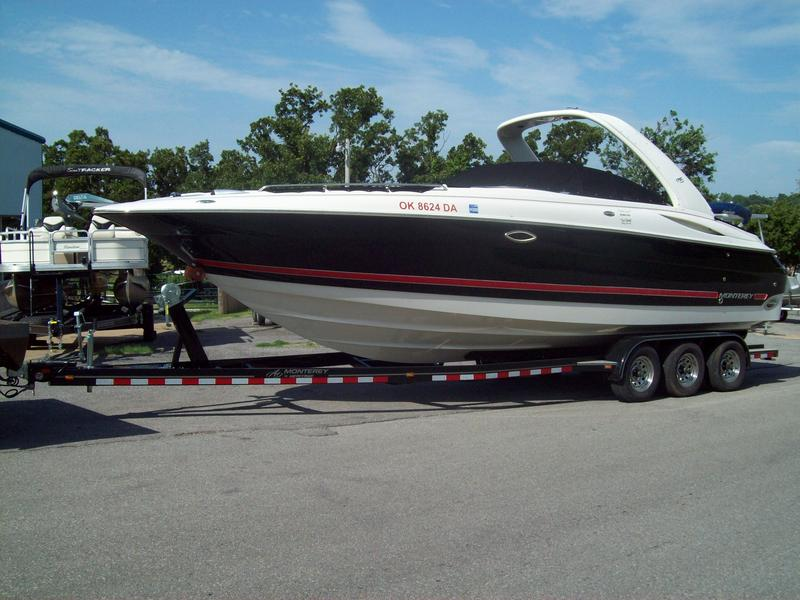 2006 Monterey Boats 298 SS located in Oklahoma for sale