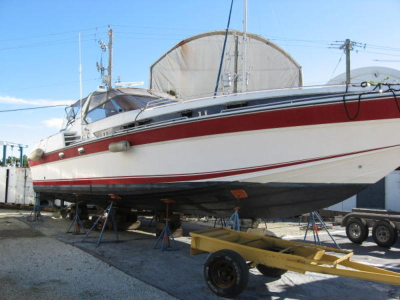 1986 MAIORA 55' located in Florida for sale