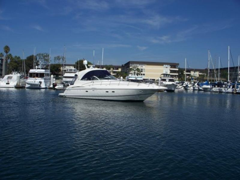 2008 Cruisers Yachts 460 Express located in California for sale