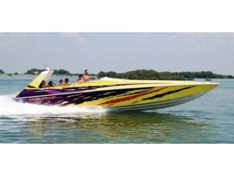 1997 Sonic 386 STS located in Florida for sale
