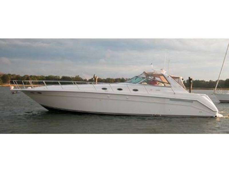 1997 Sea Ray Sundancer located in Florida for sale