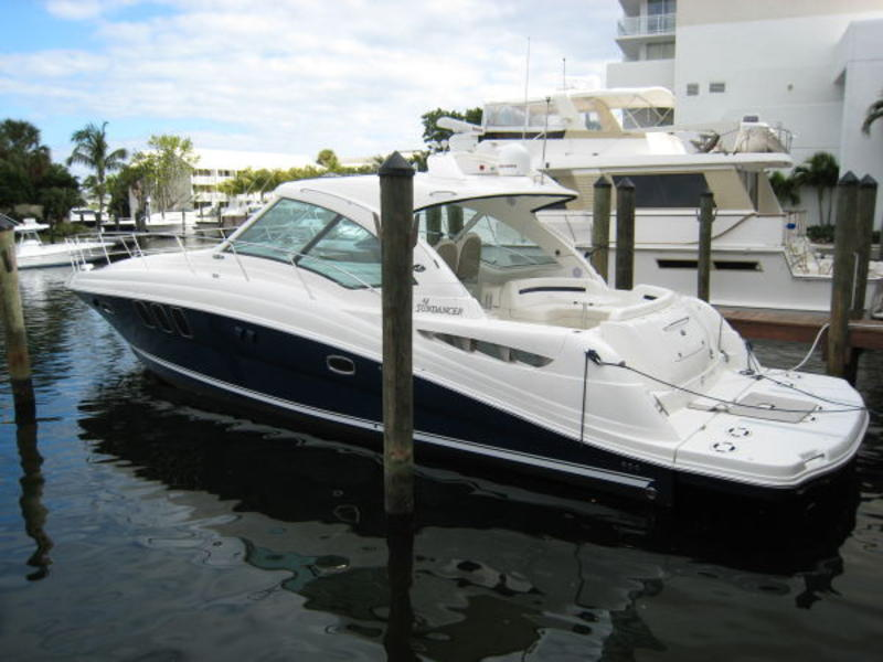 2006 Sea Ray SUNDANCER (Hydraulic platform) located in Florida for sale