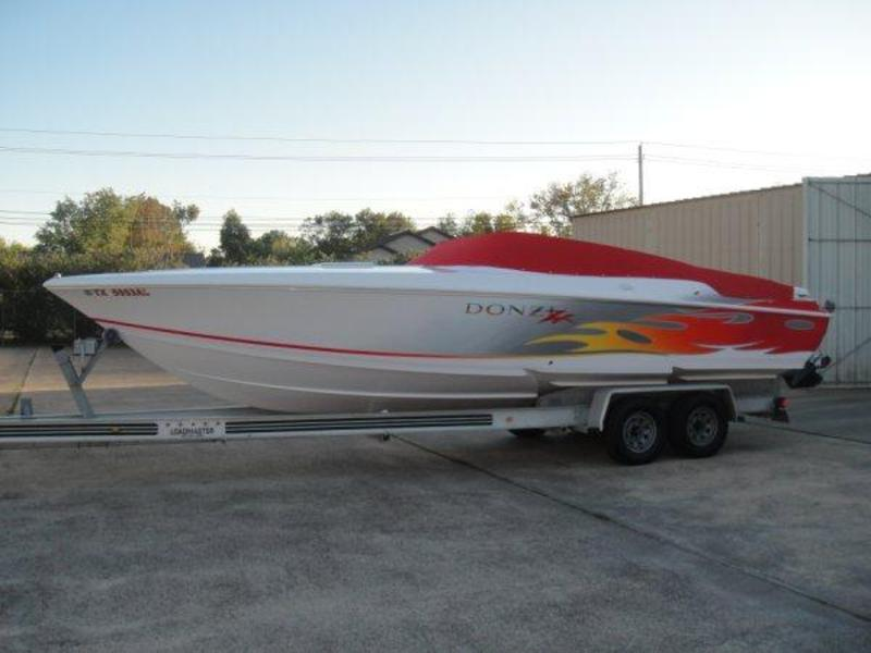 2004 Donzi ZX located in Texas for sale