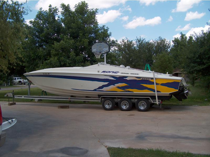 1995 Sonic 31SS located in Texas for sale