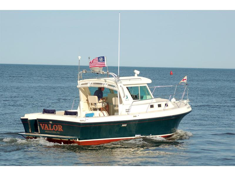 2001 Albin Tournament Express located in Connecticut for sale