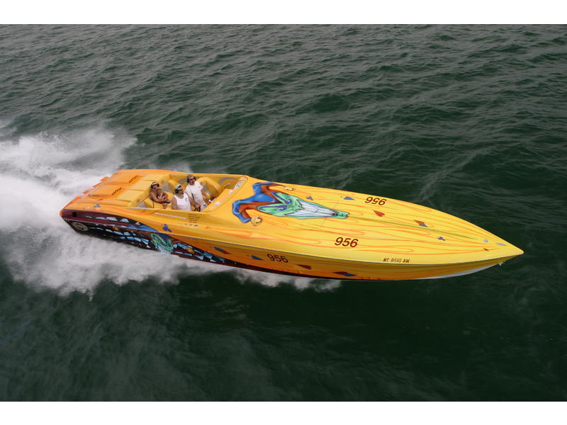 Outerlimits Powerboat Legacy