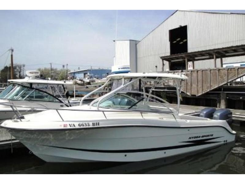 2006 HydraSports 2500 Vector Express located in Virginia for sale