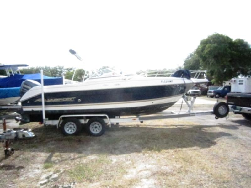 2005 Aquasport 215 Osprey Sport located in Missouri for sale