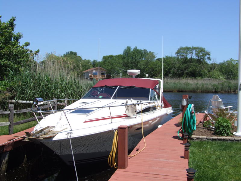 1988 SeaRay 300 Weekender located in New Jersey for sale