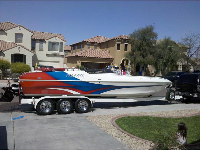 2007 SLEEKCRAFT ENFORCER located in Arizona for sale