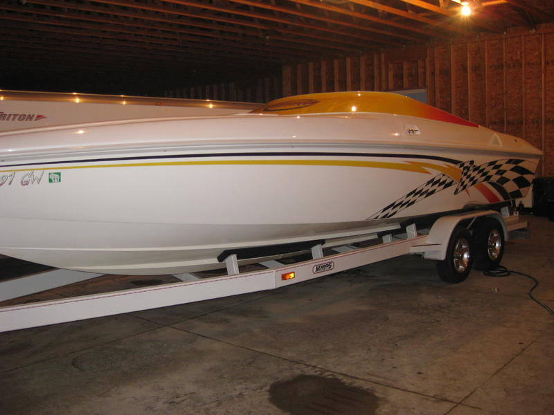 2003 Sunsation 288 located in Minnesota for sale