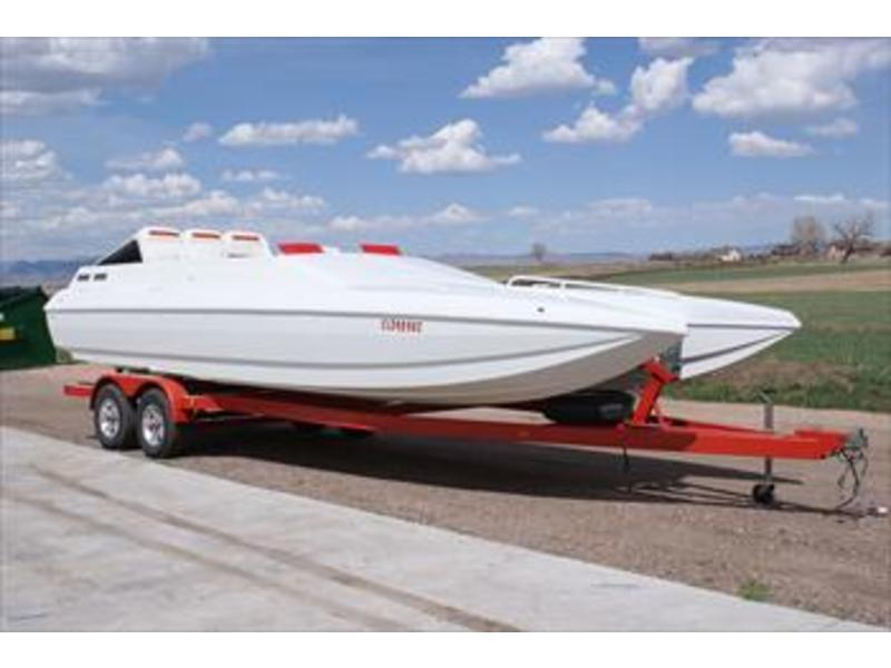 1999 American Offshore 2600 located in Colorado for sale