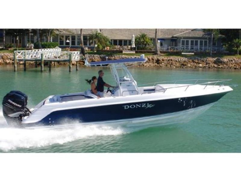 2007 Donzi 29ZFC located in Massachusetts for sale