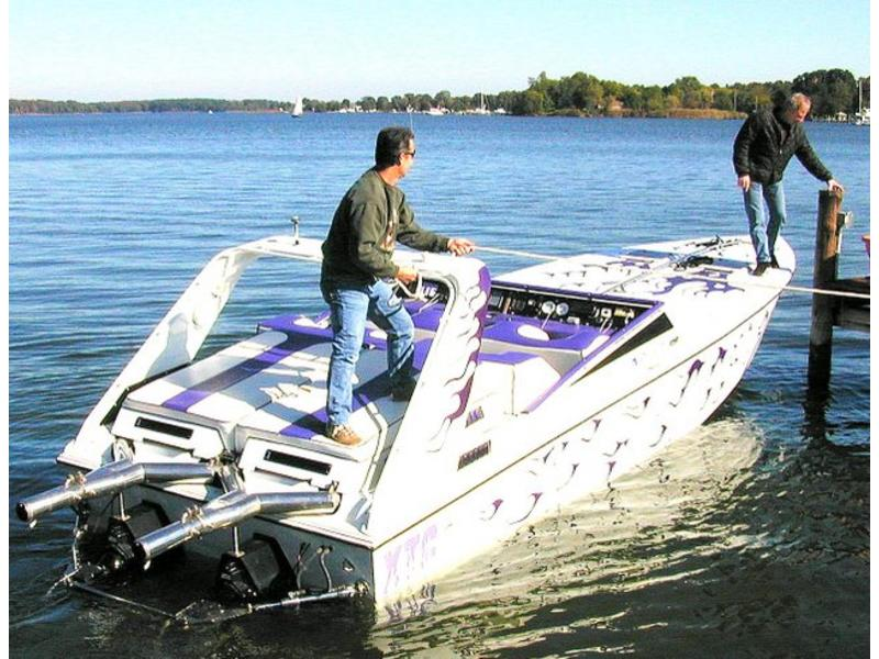 1989 Scorpion Custom located in Maryland for sale