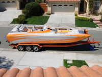 2007 San Diego California 26 DCB 26 Sport deck