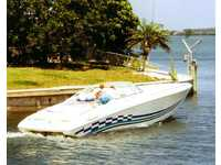 1999  Florida 38 Powerquest 380 Avenger